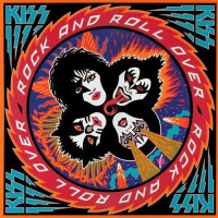 Kiss - Rock And Roll Over Винил