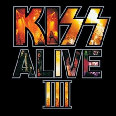 Kiss - Alive III 2Винил