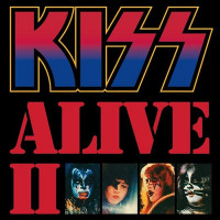 Kiss - Alive II 2Винил