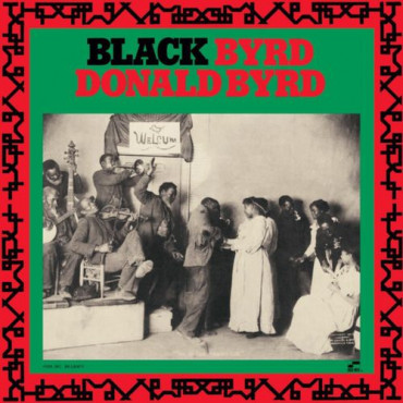 Donald Byrd Black Byrd (Винил)