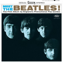 The Beatles -  With The Beatles (mono) (Винил)