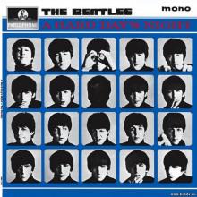 The Beatles -  A Hard Day's Night (mono) (Винил)
