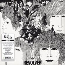 The Beatles -  Revolver (mono) (Винил)
