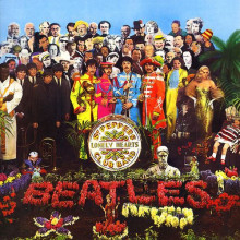The Beatles -  Pepper's Lonely Hearts Club Band (mono) (Винил)