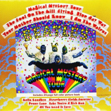 The Beatles -  Magical Mystery Tour (mono) (Винил)
