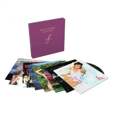 Roxy Music The Complete Studio Albums (Box) (8Винил)