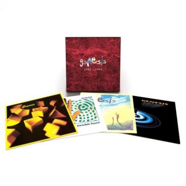 Genesis 1983-1998 (Box) (6Винил)
