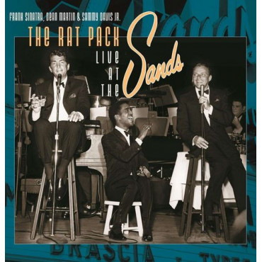 Frank Sinatra The Rat Pack - Live At The Sands (2Винил)