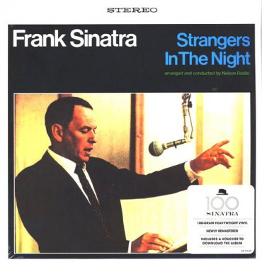 Frank Sinatra Stangers In The Night (Винил)