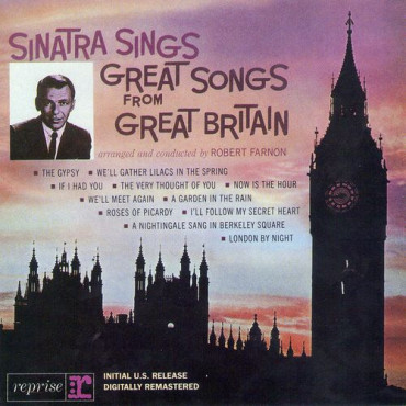 Frank Sinatra Great Songs From Great Britain (Винил)