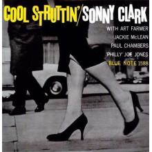 Sonny Clark COOL STRUTTIN (Винил)