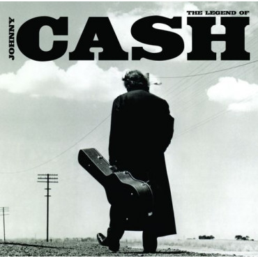 JOHNNY CASH THE LEGEND OF (2Винил)