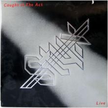 Styx Caught In The Act (2Винил)