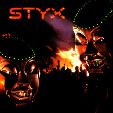 Styx Kilroy Was Here (Винил)