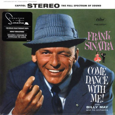 Frank Sinatra Come Dance With Me! (Винил)