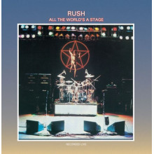 Rush All The World's A Stage (2Винил)