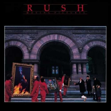 Rush Moving Pictures (Винил)