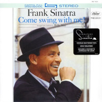 Frank Sinatra Come Swing With Me! (Винил)