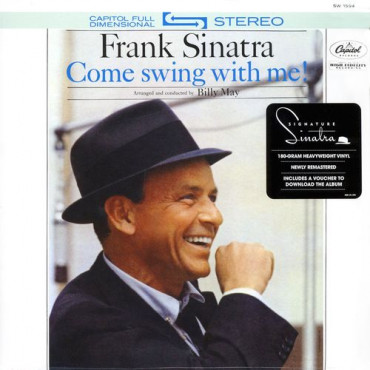 Frank Sinatra Come Swing With Me! (Винил)
