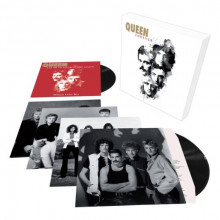 Queen Queen Forever (Box) (5Винил)