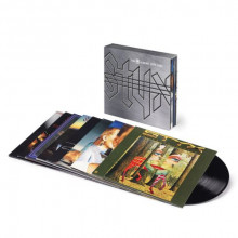 Styx The A&M Years 1975-1984 (Box) (9Винил)