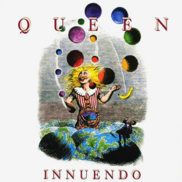 Queen Innuendo (2Винил)