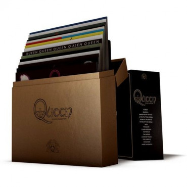 Queen Complete Studio Album (Box) (17Винил)