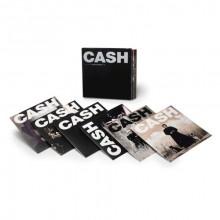 Johnny Cash American Recordings (Box) (7Винил)