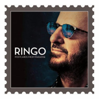 Ringo Starr Postcards From Paradise (Винил)