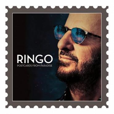 Ringo Starr Postcards From Paradise (Винил)