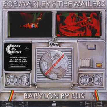 Bob Marley Babylon By Bus (2Винил)