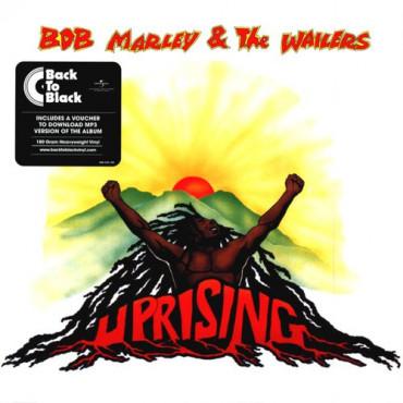 Bob Marley Uprising (Винил)