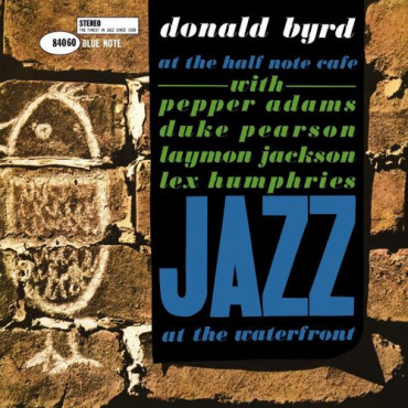 Donald Byrd At The Half Note Cafe, Vol.1 (Винил)