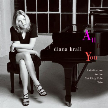 Diana Krall All For You (2Винил)
