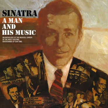 Frank Sinatra A Man And His Music (2Винил)