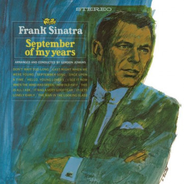 Frank Sinatra September Of My Years (Винил)