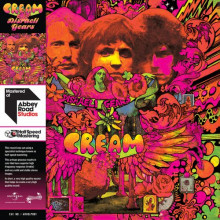 Cream Disraeli Gears (Half Speed Vinyl) (Винил)