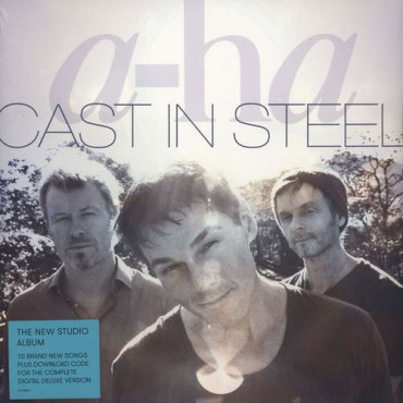 A-ha Cast In Steel (Винил)