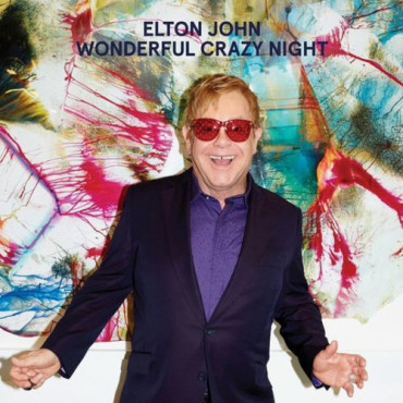 Elton John Wonderful Crazy Night (Винил)