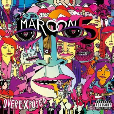 MAROON 5 Overexposed (Винил)