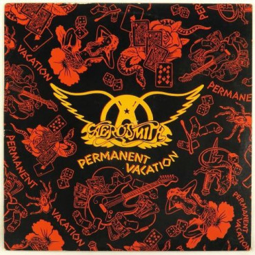 Aerosmith - Permanent Vacation (Винил)