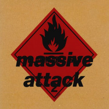 Massive Attack Blue Lines (Винил)