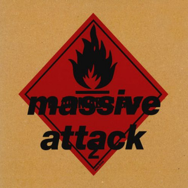 Massive Attack Blue Lines (Винил)