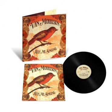 Morrison, Van Keep Me Singing (Винил)