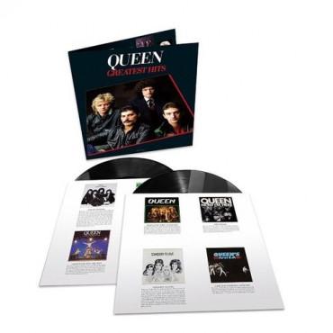 Queen Greatest Hits (2Винил)