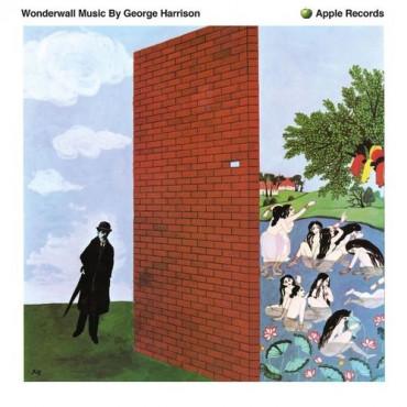 George Harrison Wonderwall Music (Винил)