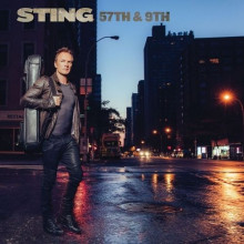 Sting 57Th & 9Th (coloured) (Винил)