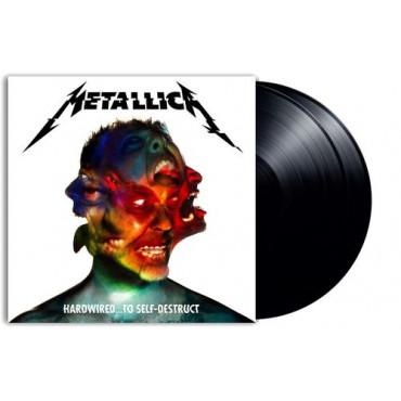 Metallica - Hardwired...To Self-Destruct (2Винил)