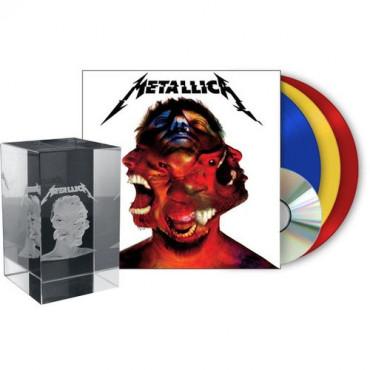 Metallica - Hardwired.. To Self-Destruct (Box) (3Винил)