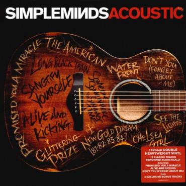 Simple Minds Acoustic (2Винил)